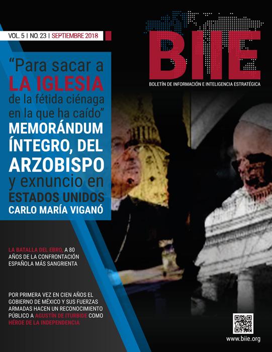 BIIE Vol.05 No.23 - Septiembre 2018 Primera Quincena