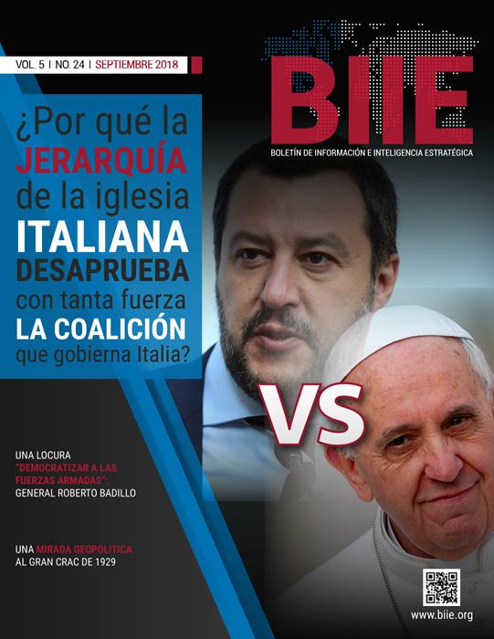 BIIE Vol.05 No.24 - Septiembre 2018 Segunda Quincena