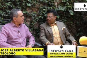 Entrevista a José Alberto Villasana: cisma en la Iglesia, asuntos mundiales y gobierno de AMLO