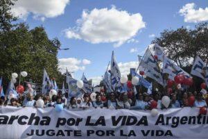 Informe especial del corresponsal del BIIE en Buenos Aires sobre movilización en Argentina en favor de la vida - Septiembre 2018