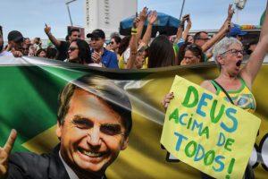 Informe especial del corresponsal del BIIE en Brasil sobre las elecciones del 7 de Octubre de 2018
