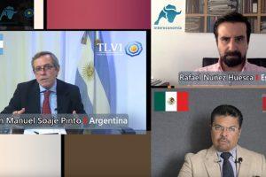 Mesa de Análisis Internacional con Grupo Intereconomía, TLV1 y BIIE - Nº 3