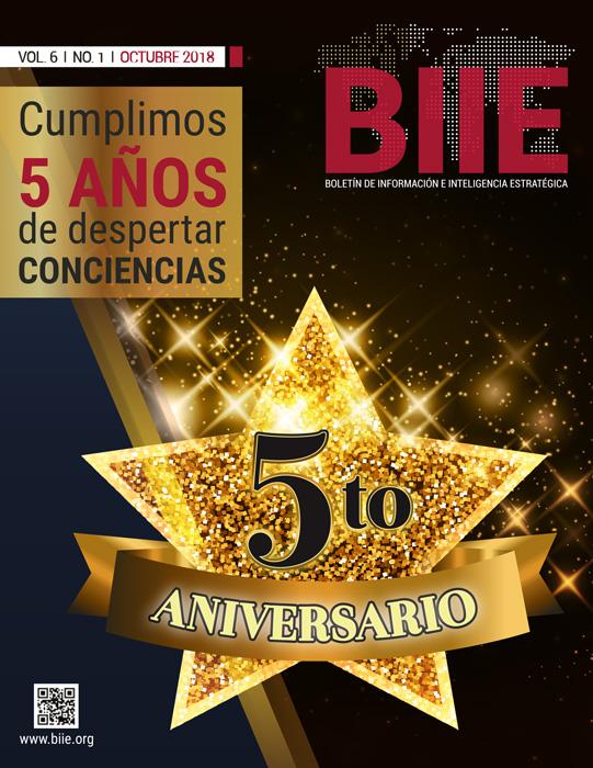 BIIE Vol.06 No.01 - Octubre 2018 Primera Quincena