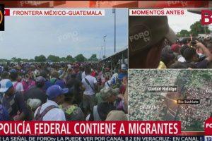 Todo lo que no se ha dicho sobre la caravana migrante a México, quién la financia y para qué
