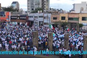 Cobertura Especial Ola Celeste México 20 de Octubre 2018 Ciudad de México