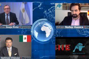 Mesa de Análisis Internacional con Grupo Intereconomía, TLV1 y BIIE – Nº 4