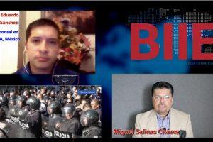 Informe especial desde Tijuana con el corresponsal del BIIE sobre la invasión migrante
