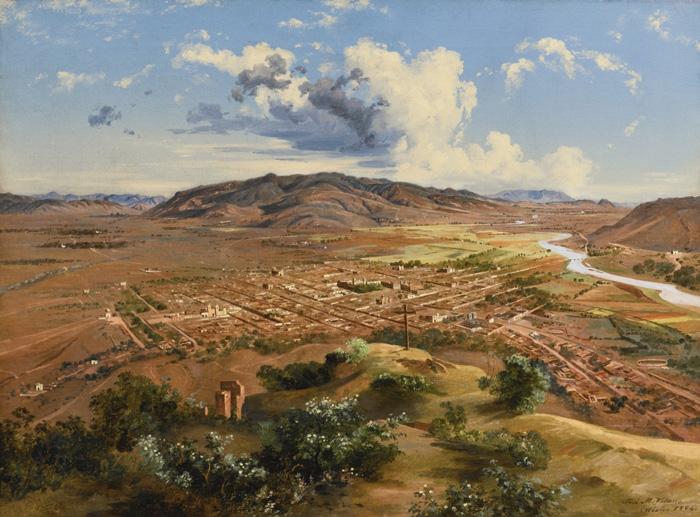 El Valle de Oaxaca, 1894