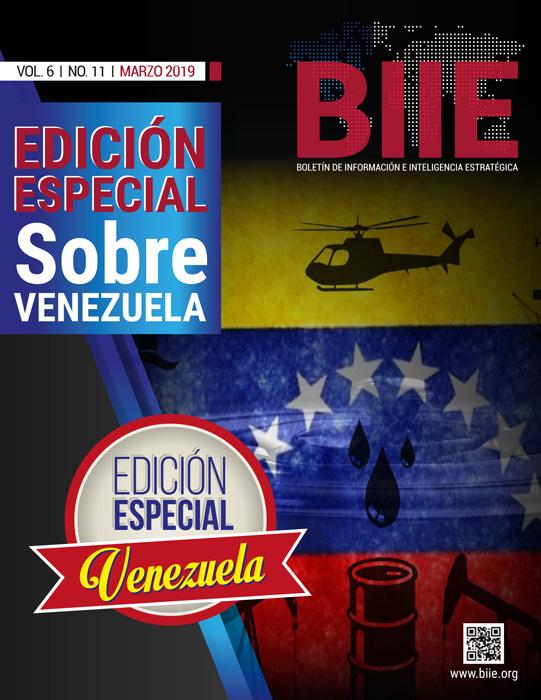 BIIE Vol.06 No.11 – Marzo 2019 Primera Quincena – Especial Venezuela