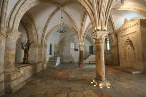 La importancia histórica y estratégica de celebrar Misa en el Cenáculo de Jerusalén