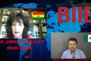 Informe especial desde Bolivia sobre la ilegal postulación presidencial de Evo Morales