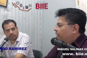 Entrevista a Miguel Salinas Chávez en el programa Desde Cero - 7 de mayo de 2019