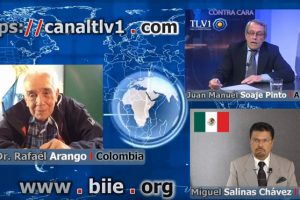 Mesa de Análisis Internacional con TLV1, BIIE y el Dr. Rafael Arango