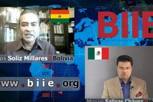 Entrevista a Carlos Soliz Millares sobre la ilegal reelección de Evo Morales