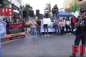 Marcha ANTI AMLO 29 de Junio de 2019, Guadalajara, Jalisco