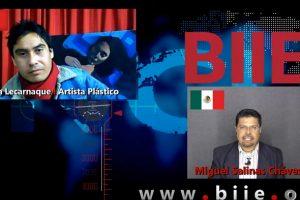 Entrevista a Ivan Lecarnaqué, artista plástico peruano antistema. Julio 2019
