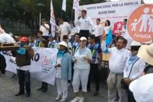 Marcha a favor de la vida en Querétaro - Sábado 21 de Septiembre - 3