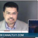TLV1 entrevista a Miguel Salinas Chávez sobre gobierno fracasado de López Obrador