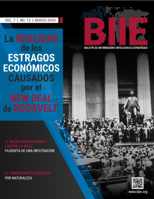 BIIE Vol.07 No.12 – Marzo 2020 Segunda Quincena