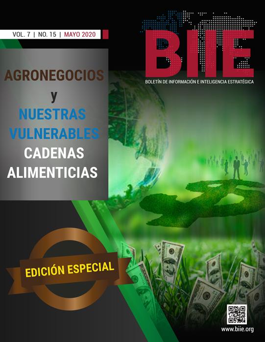 BIIE Vol.07 No.15 – Mayo 2020 Primera Quincena - Edición Especial