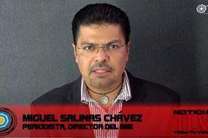Informe desde México de Miguel Salinas Chávez para el Noticiero Internacional de TLV1 - Mayo de 2020
