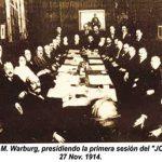 Origen y siniestro proceder de la familia judía Warburg