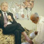 Wikileaks reveló que detrás de la campaña mundial de reconocimiento a Francisco está el dinero e influencia del diabólico y satánico George Soros