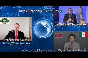 Gilberto Lozano de FRENAAA entrevistado por TLV1 y el BIIE, la mejor entrevista que le han hecho