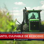 Monsanto: Empresa ecocida