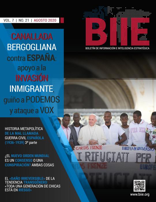 BIIE Vol.07 No.21 - Agosto 2020 Primera Quincena