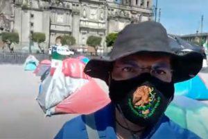 Cobertura especial del campamento de FRENAAA y lucha espiritual para rescatar a México del comunismo