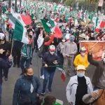 Marcha anti-AMLO 21 de noviembre de 2020 Ciudad de México