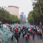 Marcha anti-AMLO, 21 de noviembre de 2020